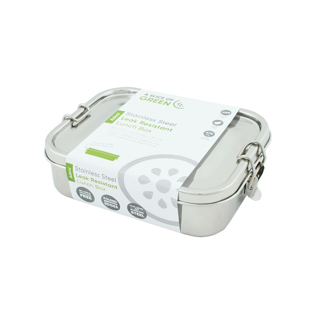 Leak Resistant Lunch Box (Adoni) wrapped