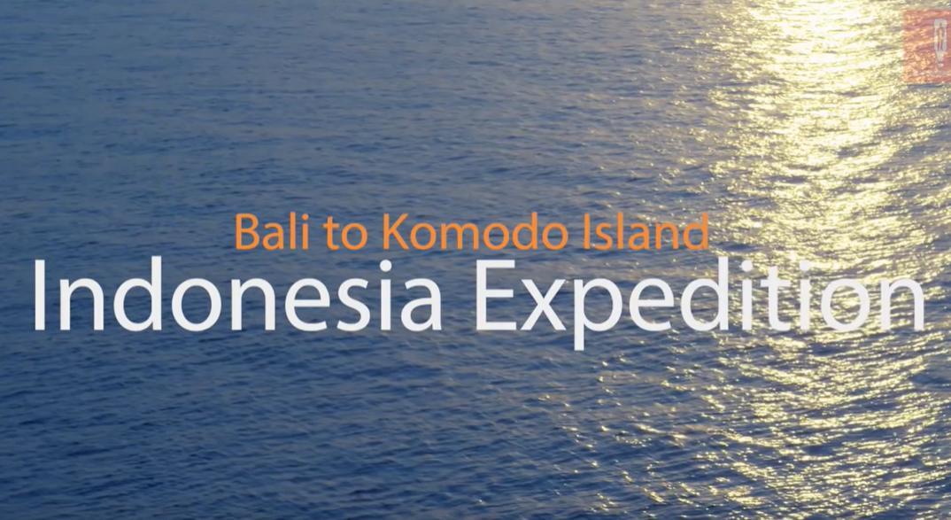 Bali to Komodo Expedition Title Image