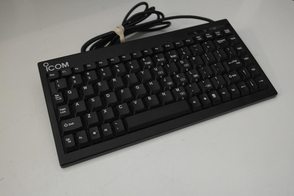 Second Hand Icom USB Keyboard ideal for IC7600 etc 1