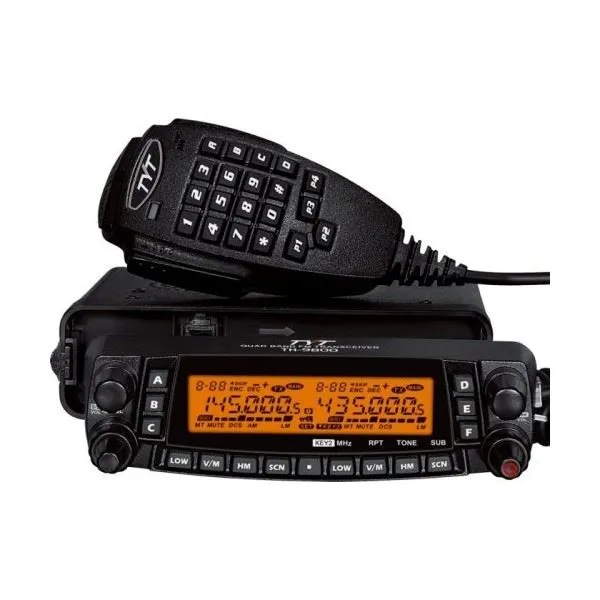 TYT TH9800 Quad Band 10m 6m 2m 70cm Mobile Transceiver