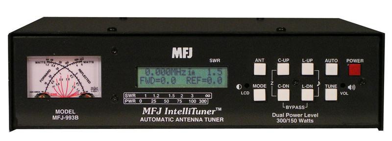 MFJ Auto tuner interface cable accessories