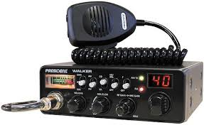 President Walker - CB Radio