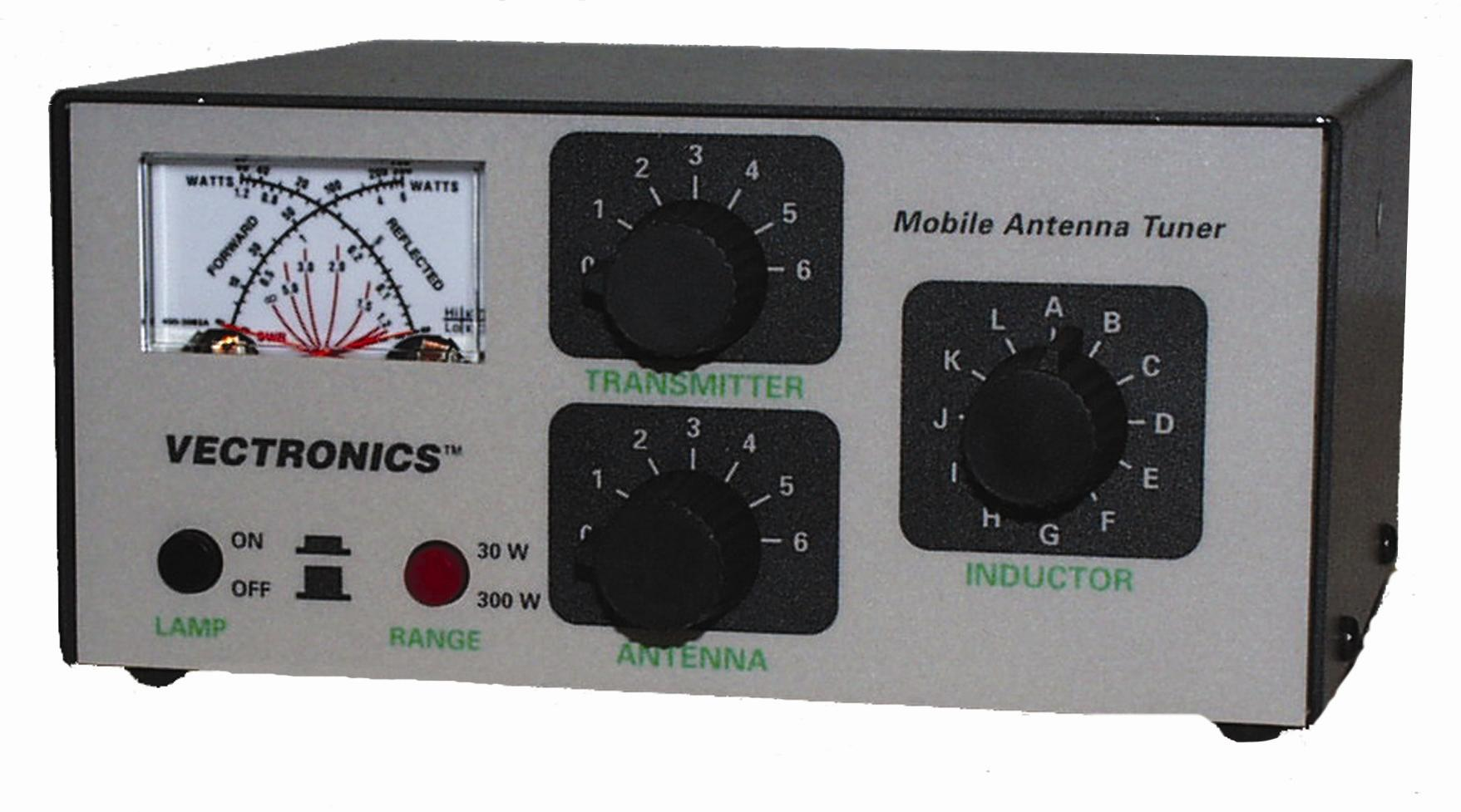 VC-300M Vectronics 1.8-30MHz Mobile ATU