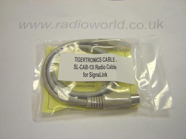 SL-CAB-13I Tigertronics Radio Cable for SignaLink for Icom,
