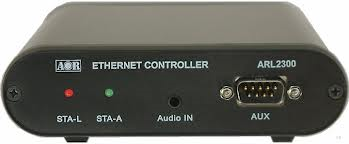 AOR ARL-2300 Ethernet Controller for AR-2300 & AR-5001D Receiver