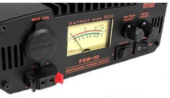 Nevada PSW-30 25-30a Amp Power Supply
