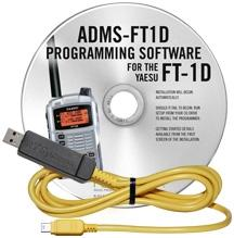 ADMS-FT1D-USB Programming software and USB-68 cable for the Yaes