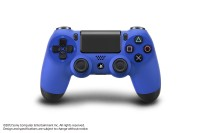 Wave Blue DualShock 4 Wireless Controller PS4