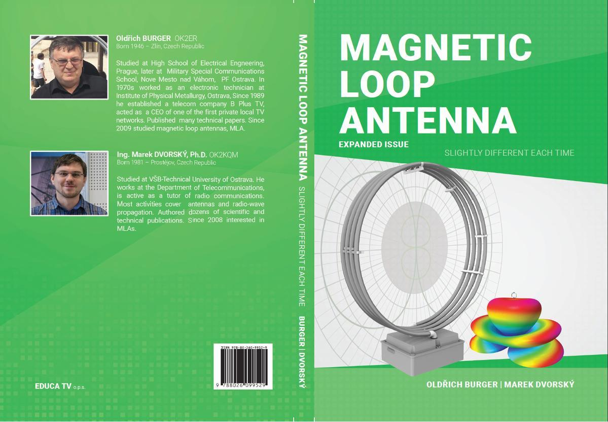 'Magnetic Loop Antennas' By Oldrich Burger and Marek Dvorsky