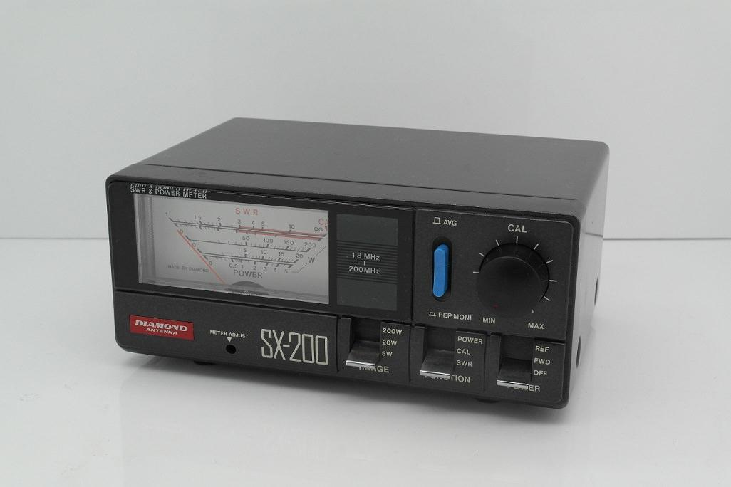 SX-200 SWR/Power Meter 1.8MHz - 200MHz