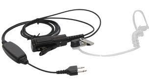 MP-JH-804-SS microphone and covert earpiece for Icom & Yaesu han