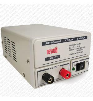 Nevada PSW-07 7 amp Power supply