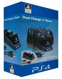 PS4 Dual Charge 'n' Stand