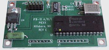 TS711/811 Serial Interface Board