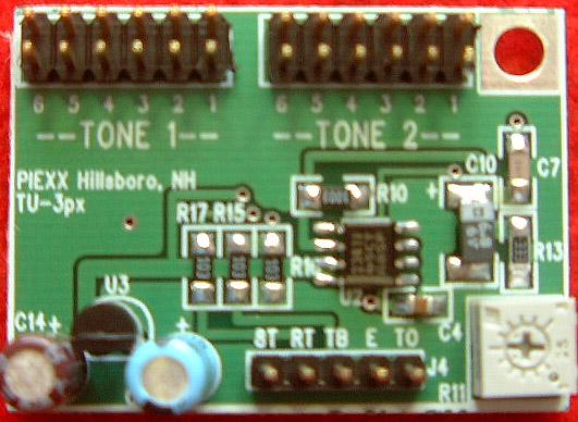 TU-3 Tone Encoder for Kenwood TM-201 & TM-401