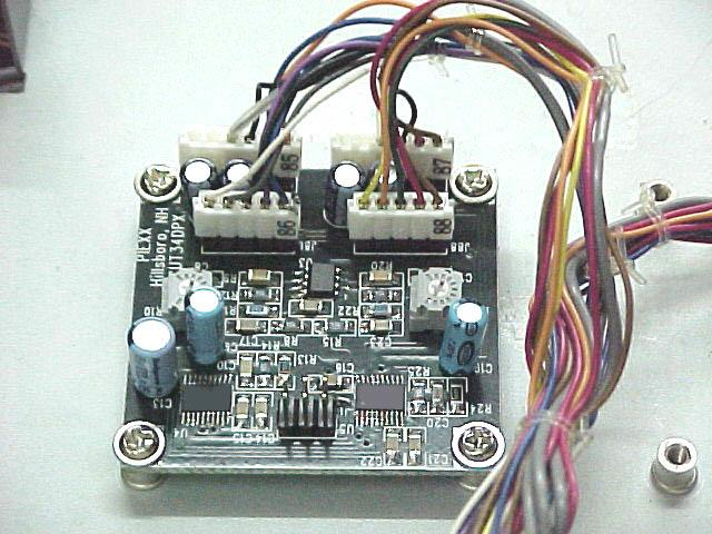UT-34DPX Dual Tone board for the Icom IC-970
