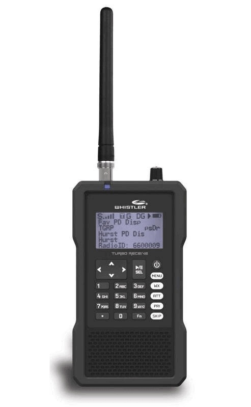 Whistler TRX-1 Handheld Digital Scanner