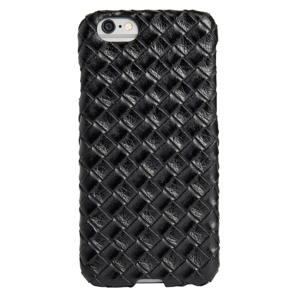Agent 18 iPhone 6 SlimShield Case - Black Weave