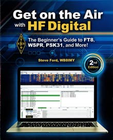 Get on the Air with HF Digital (2nd Edition)  1