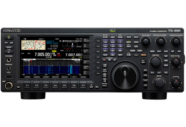 Kenwood TS-890 HF/50MHz/70MHz Transceiver 1