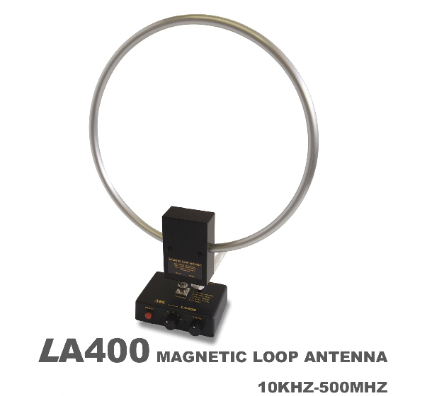 AOR LA-400 Receiving Loop Antenna 1