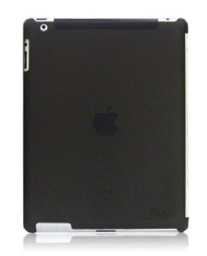 NUU BaseCase Back Cover for iPad 3 - Black