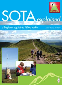 SOTA Explained - A beginner's guide to hilltop radio 1