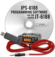 JPS-6188 Software and USB-72 cable for the Juentai JT-6188