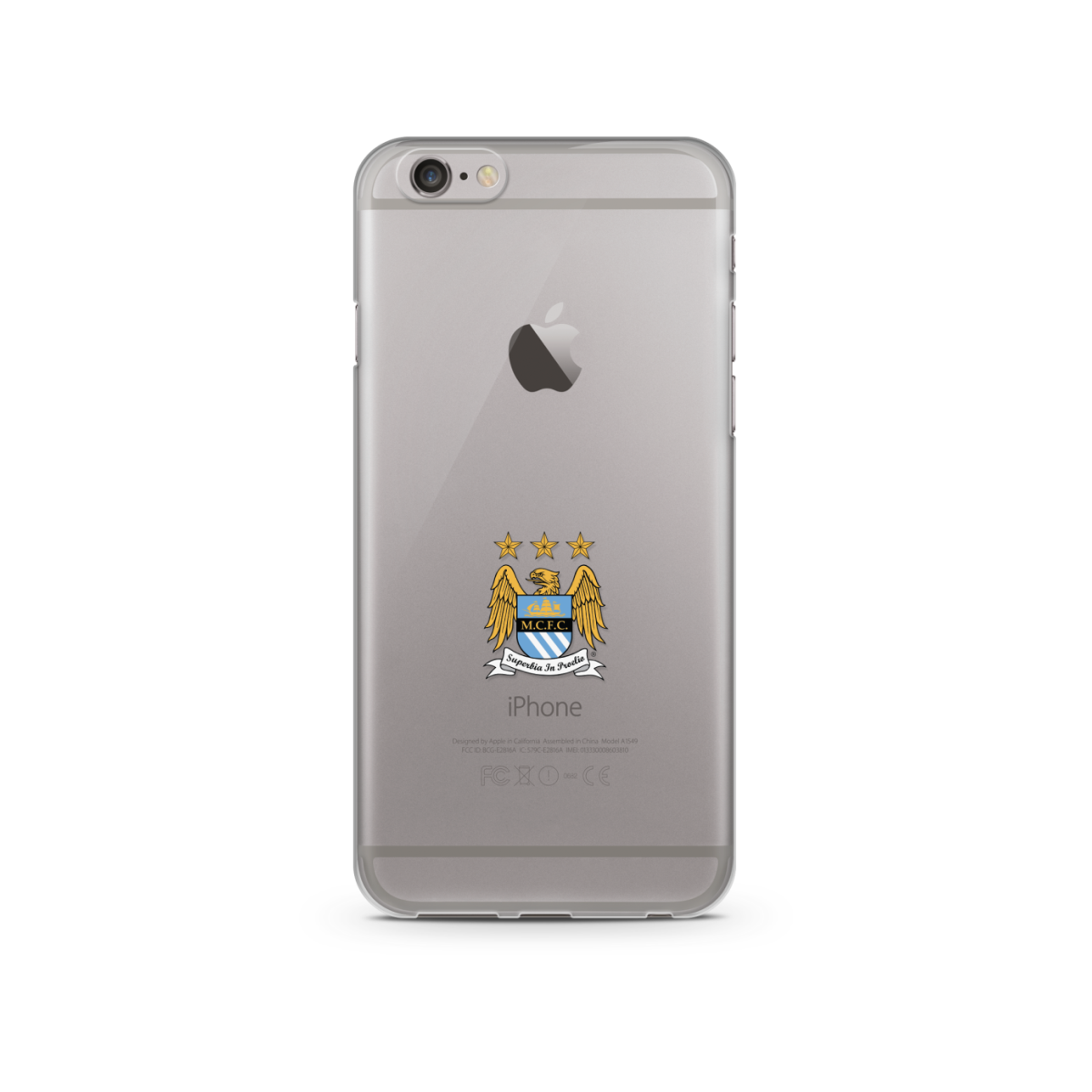 InToro Manchester City FC iPhone 6 Case
