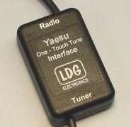 LDG Yaesu One-Touch-Tune Interface