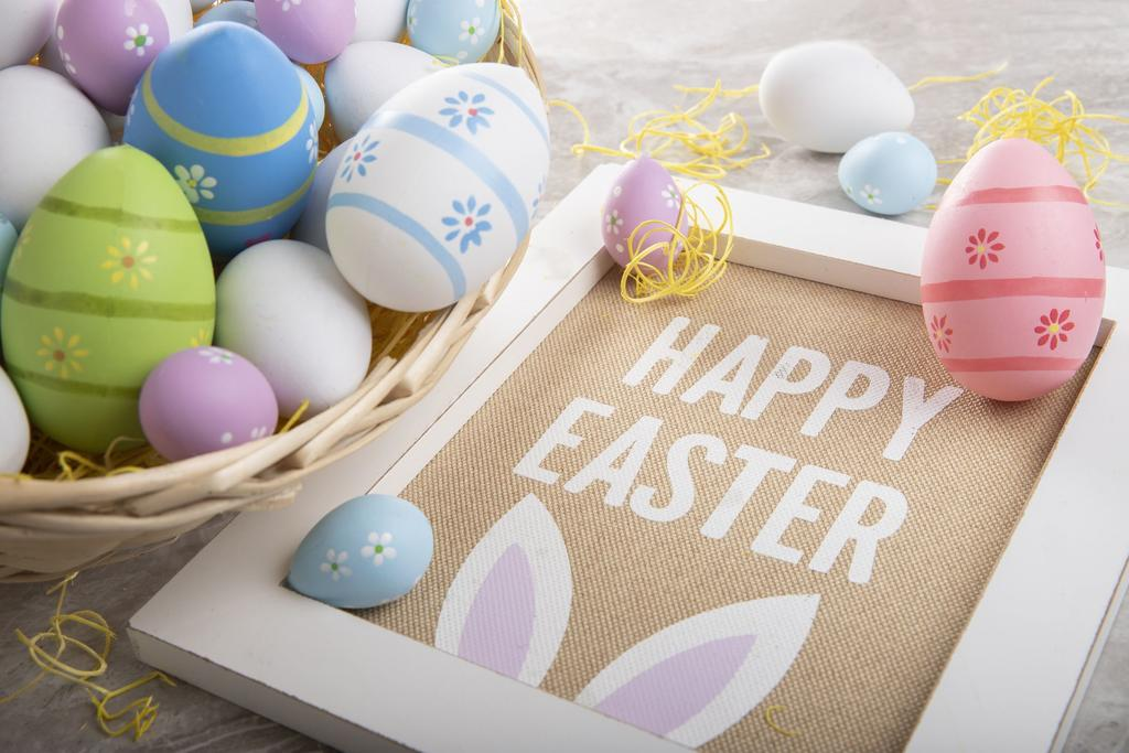 Happy Easter 2020 - Radioworld LTD | Opening times,