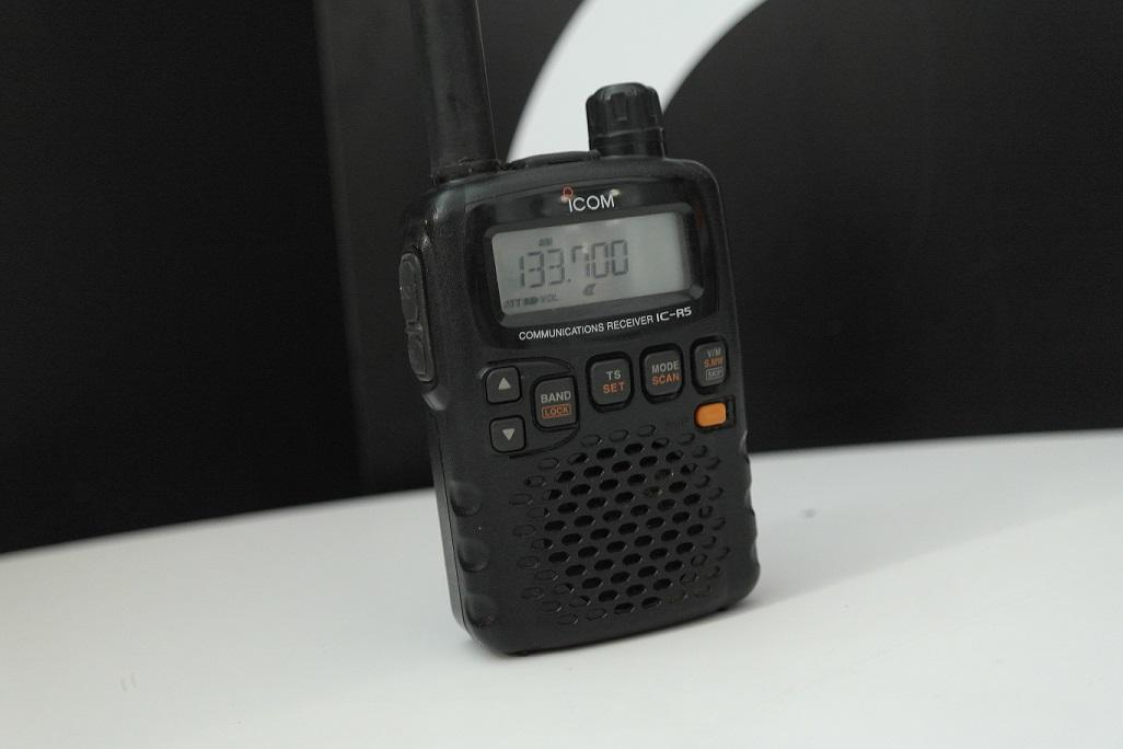 Second Hand Icom IC-R5 Communications Receiver 2