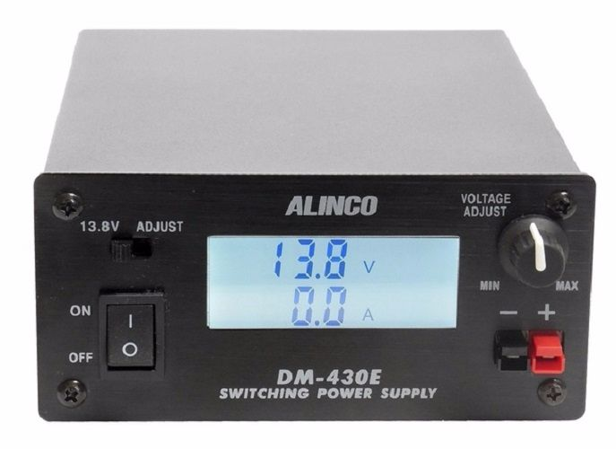 ALINCO DM-430E Advanced 30A switch mode power supply 1