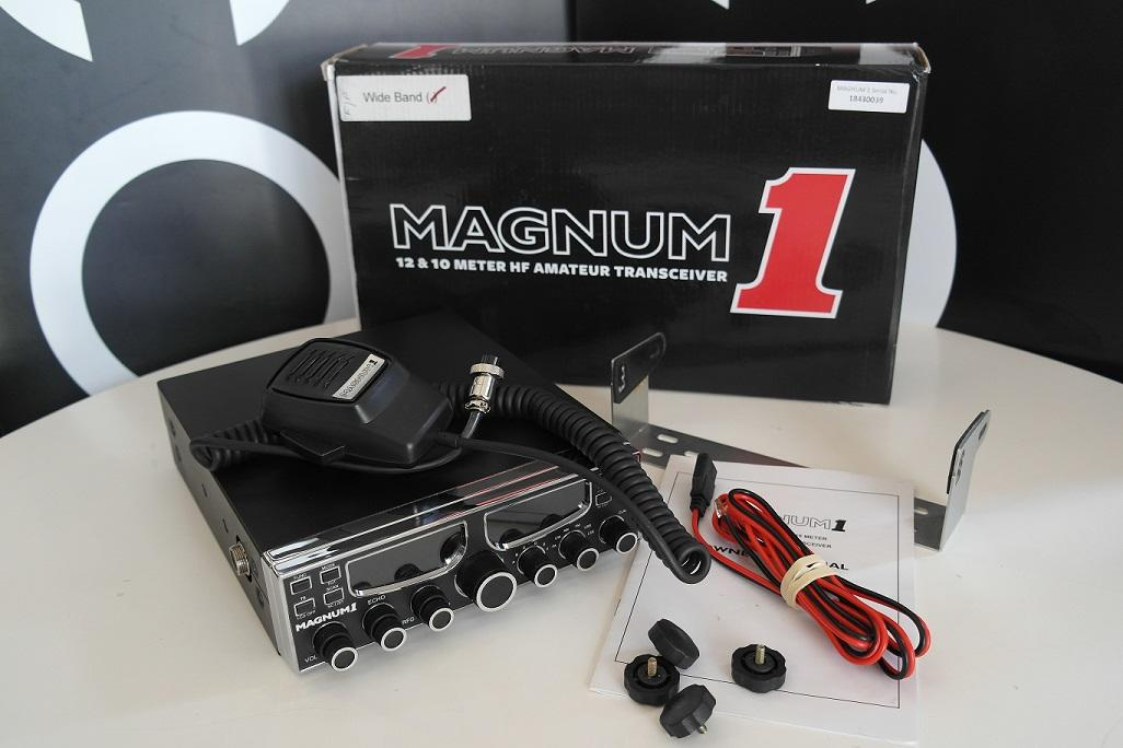 Second Hand Magnum 1 SSB AM FM CB Radio Mobile Transceiver 1