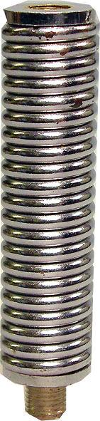 SW MEDIUM DUTY SPRING- CHROME PLATED
