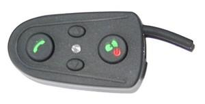 CRONUS BKI-300 BLUETOOTH MOTOR CYCLE INTERCOM HEADSET