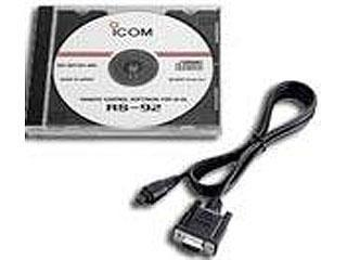 icom RS-92 Programming and cloning software for IC-E92