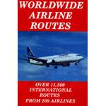 Worldwide Airline Routes