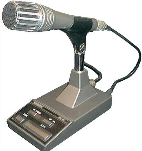 kenwood MC-60a Dual Impedance Desk Mic