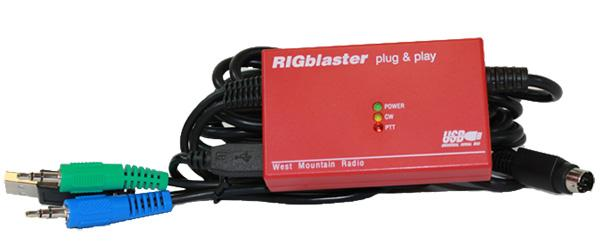 RIGblaster Plug & Play USB Interface 58009-960