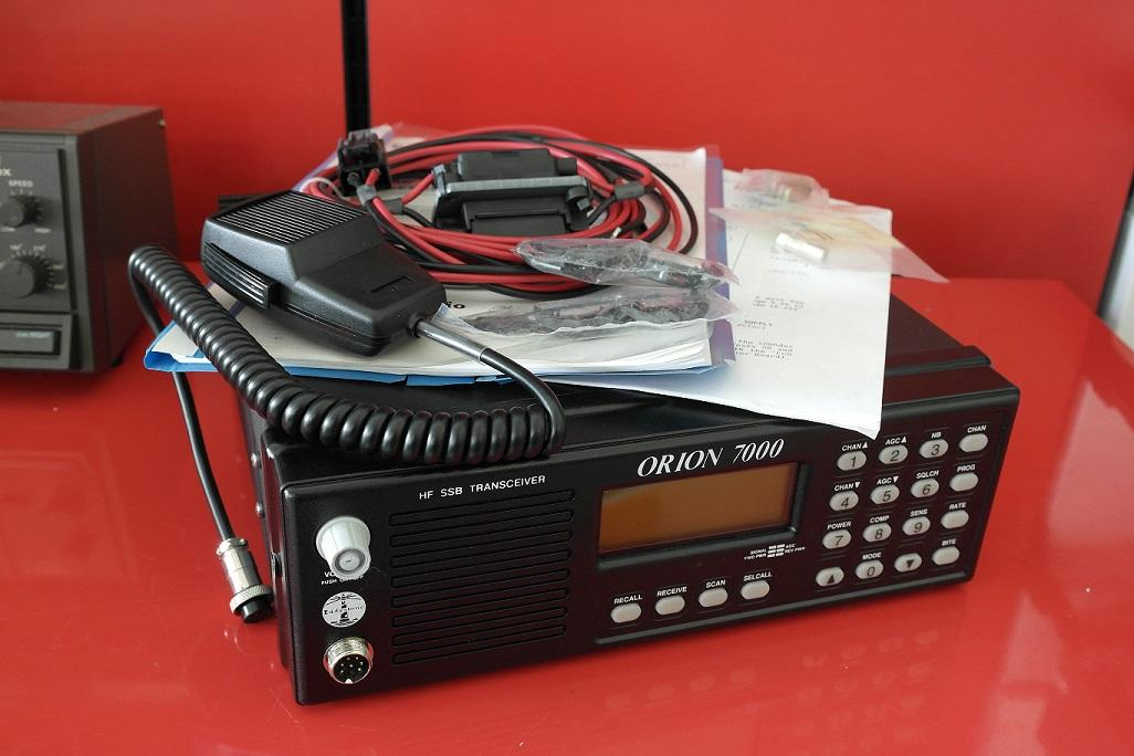Eddystone Orion 7000 DSP HF TRANSCEIVER-1