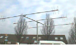 G4MH-3  3-element 3-band Minibeam Antenna