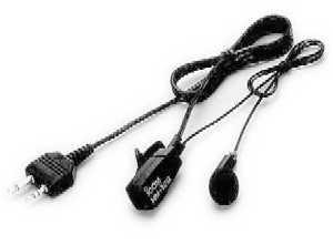 icom HM-128 Earphone/Mic