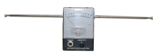 MFJ-802B Deluxe Field Strength Meter
