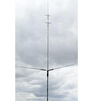 CHA-7350H 40/80m Vertical Antenna high power 1kw SSB HF Base