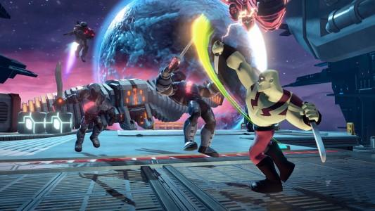 Disney Infinity 2.0: Drax Interactive Game Piece s2