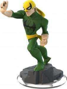 Disney Infinity 2.0: Iron Fist Interactive Game Piece S1
