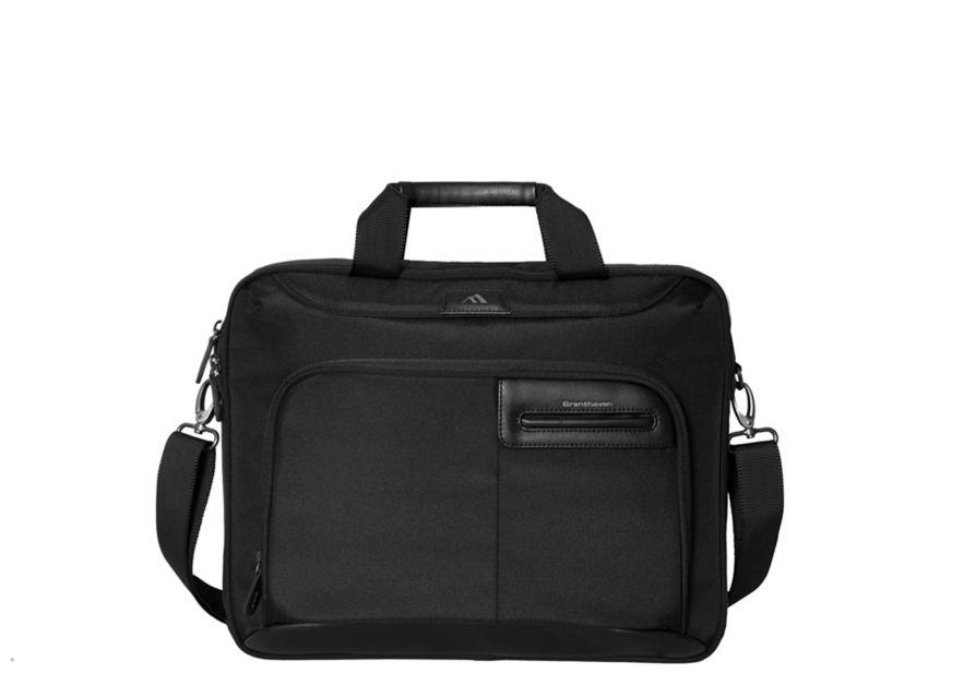 "Brenthaven Elliot MacBook Pro 15"" Slim Brief -Black"