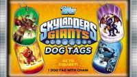 Topps Skylanders Dog Tags