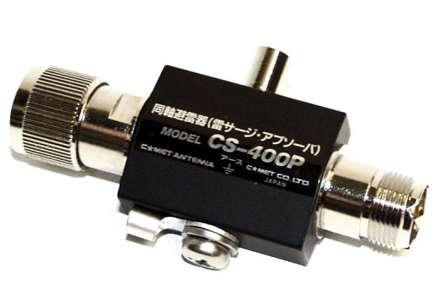 COMET CS400P DC-500MHz Lightening Protector